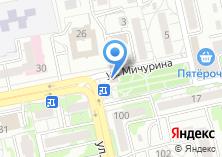 Компания «Леонид» на карте