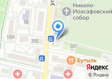 Компания «Мастерская по ремонту сотовых телефонов и техники» на карте