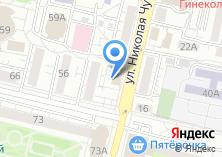 Компания «Белгородская таможня» на карте