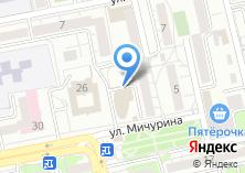 Компания «Адвокат Беляков А.Н.» на карте