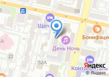 Компания «Инспекция Гостехнадзора Белгородской области» на карте