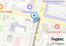 Компания «Адвокатский кабинет Бариновой Т.Н» на карте