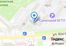 Компания «БИЭИ» на карте