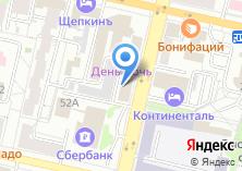 Компания «Управление судебного департамента при Верховном Суде РФ в Белгородской области» на карте