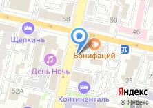 Компания «БелБУКЕТ» на карте