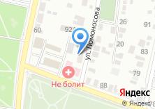 Компания «Участковый пункт полиции №21» на карте