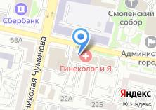 Компания «ЮРИДИЧЕСКАЯ КОМПАНИЯ ГРИНЦОВ И ПАРТНЕРЫ» на карте