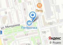 Компания «СПМ-Технология» на карте