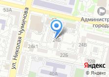 Компания «МК стиль» на карте