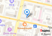 Компания «Еврогеоматериалы» на карте