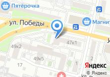 Компания «Анаис профи» на карте