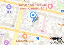 Компания «Адвокатский кабинет Петрунина В.А» на карте