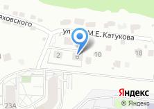 Компания «Строящийся жилой дом по ул. Катукова» на карте