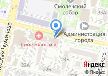 Компания «Управление культуры Белгородской области» на карте