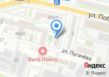 Компания «Нано-Белогорье» на карте