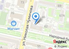 Компания «МНЕБУКЕТ.РФ» на карте