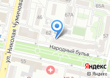 Компания «ФАНХАУС» на карте