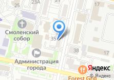 Компания «Ком+» на карте