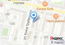 Компания «Л-софт» на карте