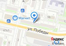 Компания «МИЛТОНИЯ» на карте