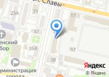 Компания «БЕЛГОРОДЗЕМЛЕУСТРОЙСТВО» на карте