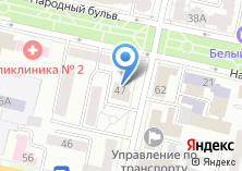Компания «Чайный домик» на карте