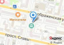 Компания «Творческая мастерская архитектора Алиева А.А» на карте