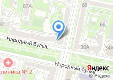 Компания «Ломбард777» на карте