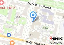 Компания «Комитет по управлению Восточным округом» на карте