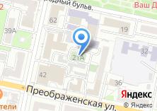 Компания «VF AVTO» на карте