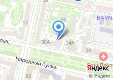 Компания «Риэлт-Сервис» на карте