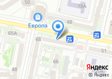 Компания «Облсправка» на карте