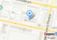 Компания «Управление социальной защиты населения Белгородской области» на карте