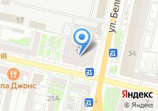 Компания «Адвокатский кабинет Шелест Д.А.» на карте