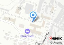 Компания «Эра-К» на карте