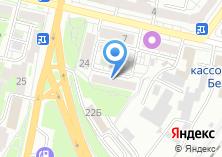 Компания «Хартия» на карте