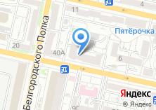 Компания «Квартира31» на карте