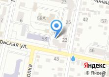Компания «Продукты на Октябрьской» на карте