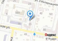 Компания «ПУСК» на карте
