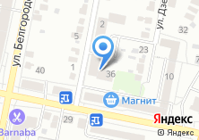 Компания «Софина» на карте
