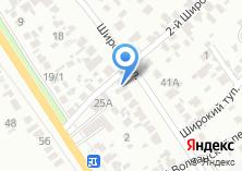 Компания «Контрактные ДВС и КПП» на карте