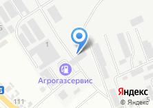 Компания «Белавто» на карте
