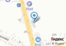 Компания «Дальнобойщик» на карте