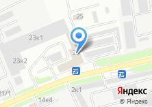 Компания «АЭРУС» на карте