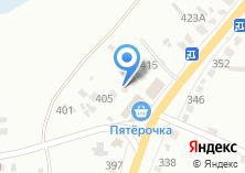 Компания «*тк*- лариса» на карте