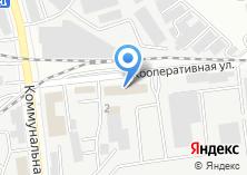 Компания «Стальстрой» на карте