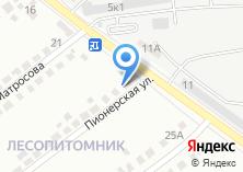 Компания «Емельянов М.Д.» на карте