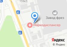 Компания «Дезконтроль» на карте