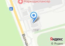 Компания «Идеал-Авто» на карте