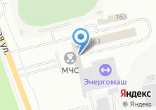 Компания «Испытательная пожарная лаборатория по Белгородской области» на карте